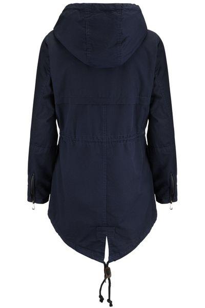 Damen Jacke Übergangsjacke Trenchcoat mit Kapuze Baumwolle Cotton – Bild 16