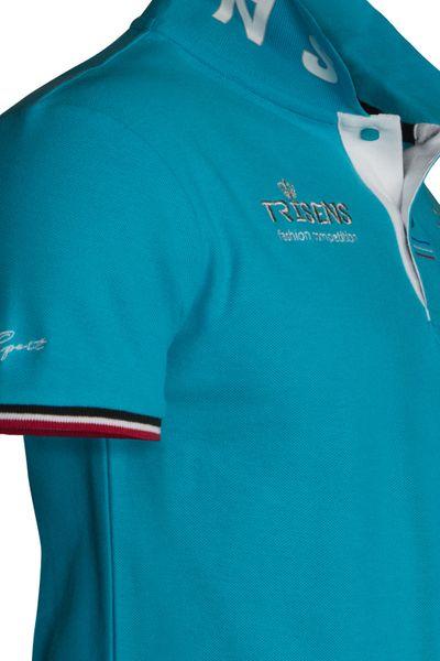 Trisens Herren Polo Shirt Modern Fit Baumwolle Sommer – Bild 19