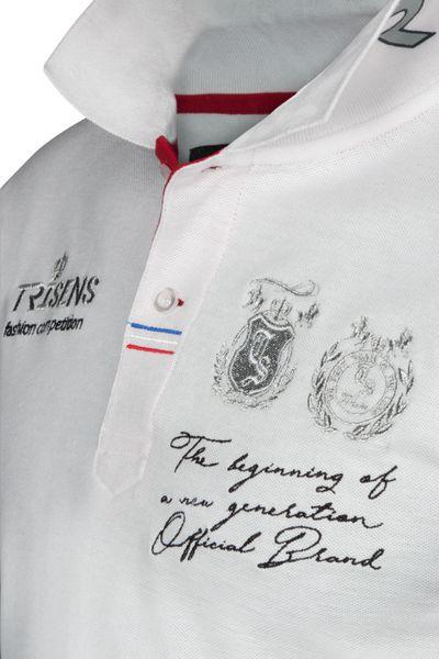 Trisens Herren Polo Shirt Modern Fit Baumwolle Sommer – Bild 23
