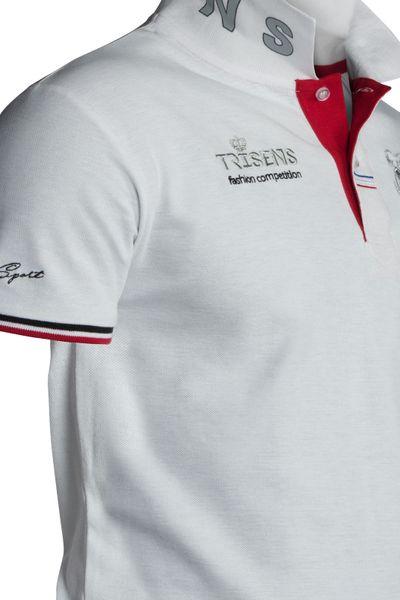 Trisens Herren Polo Shirt Modern Fit Baumwolle Sommer – Bild 24
