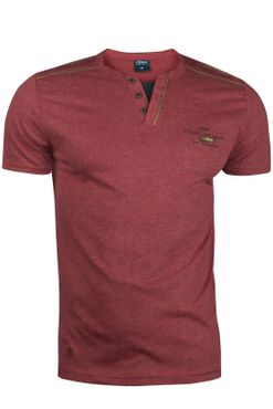 Trisens Herren T-Shirt Sommer Polo Cotton – Bild 2