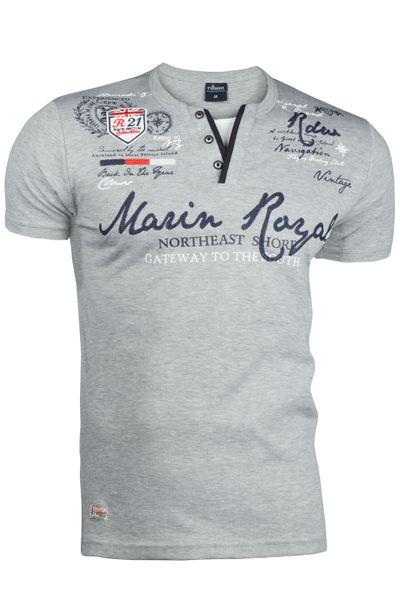 Trisens Polo T-Shirt Sommer Hemd Baumwolle Stickerei – Bild 4