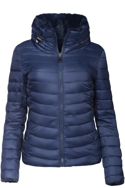 Damen Wendejacke Winter Steppjacke  – Bild 2