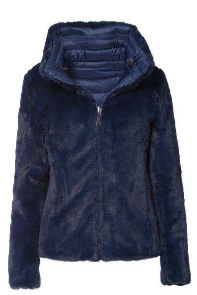 Damen Wendejacke Winter Steppjacke  – Bild 5