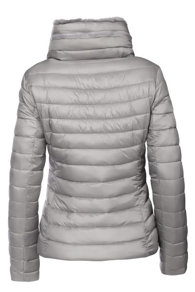 Damen Wendejacke Winter Steppjacke  – Bild 11