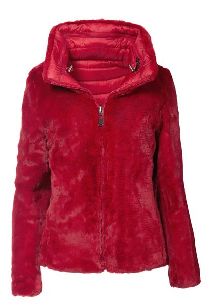 Damen Wendejacke Winter Steppjacke  – Bild 15