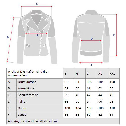 Damen Wendejacke Winter Steppjacke  – Bild 22