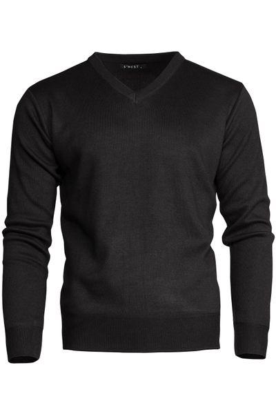 Herren Pullover aus Wolle verschiedene Modellen Strickpullover  – Bild 5