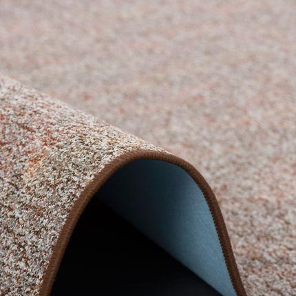 Schlingen Teppich Memory Braun Meliert in 24 Größen online kaufen