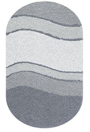 Kleine Wolke Badteppich Siesta Grau - ABVERKAUF