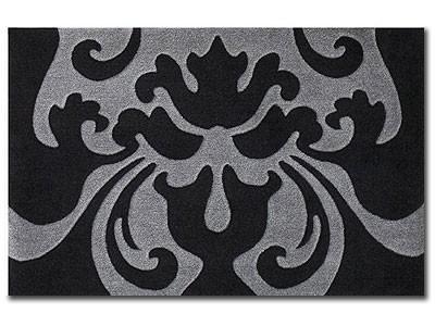 Sauberlauf Fußmatte Arte Espina Living Mats Style Schwarz Grau
