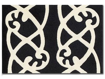 Sauberlauf Fußmatte Arte Espina Living Mats Style Schwarz Weiß  online kaufen