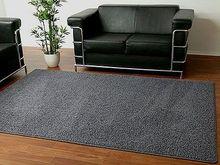 Teppich Hochflor Shaggy Prestige Anthrazit  in 22 Größen online kaufen
