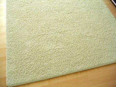 Teppich Hochflor Shaggy Premio Vanille in 22 Größen online kaufen