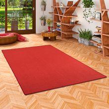 Sisal Natur Teppich Astra Rot online kaufen