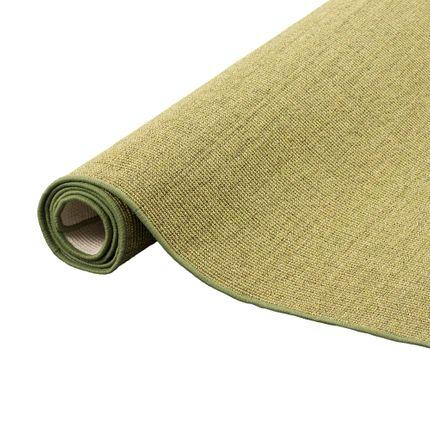 Sisal Natur Teppich Astra Grün online kaufen