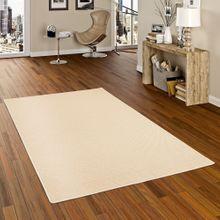 Teppich Bentzon Flachgewebe Beige online kaufen