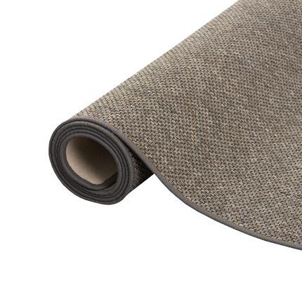 Teppich Bentzon Flachgewebe Grau Blau in 24 Größen online kaufen