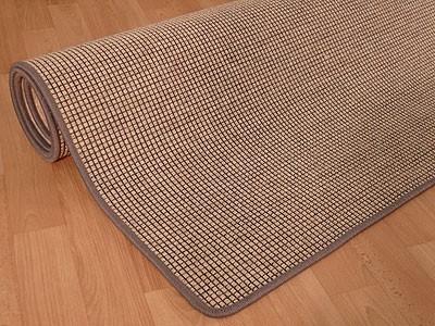 Teppich Bentzon Spezial Flachgewebe Beige