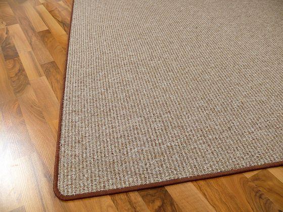 Schlingen Teppich Primo Karamell in 24 Größen online kaufen