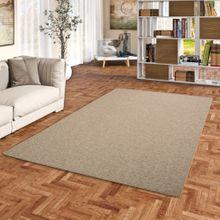Feinschlingen Velour Teppich Strong Nougat online kaufen