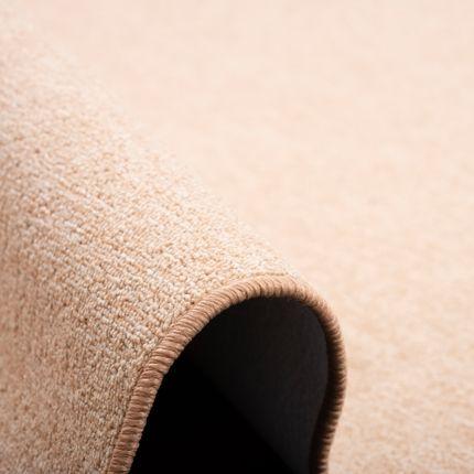 Feinschlingen Velour Teppich Strong Sand online kaufen