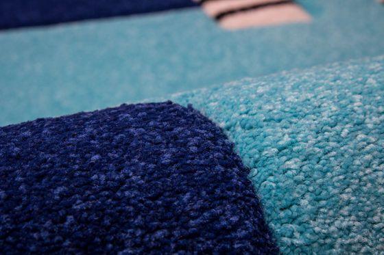 Teppich Paradiso Blau Trend  online kaufen