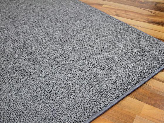 Natur Teppich Luxus Berber Venice Grau  online kaufen