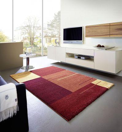 Astra Luxus Teppich Samoa Design Trend Rot