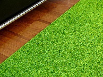 Hochflor Shaggy Teppich Prestige Mix Grasgrün  online kaufen