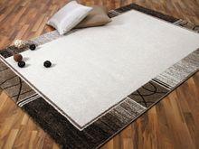Designer Teppich Softstar Beige Sand Trend  online kaufen