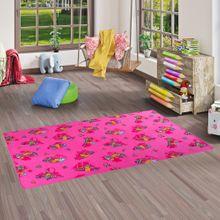 Kinder Spielteppich Bärenwelt Pink in 24 Größen online kaufen