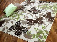 Teppich Trendline Butterfly Braun in 4 Größen online kaufen