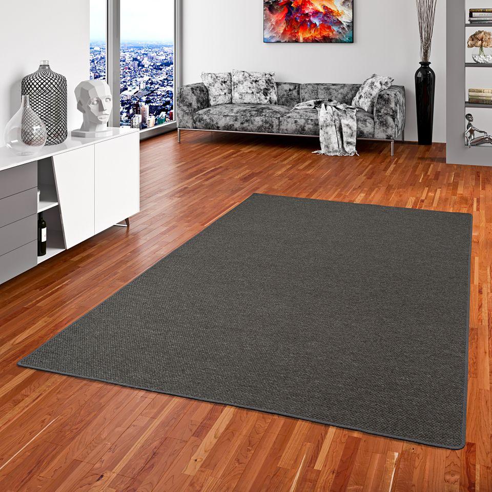 teppich bentzon flachgewebe anthrazit teppiche sisal und naturteppiche bentzon flachgewebe. Black Bedroom Furniture Sets. Home Design Ideas