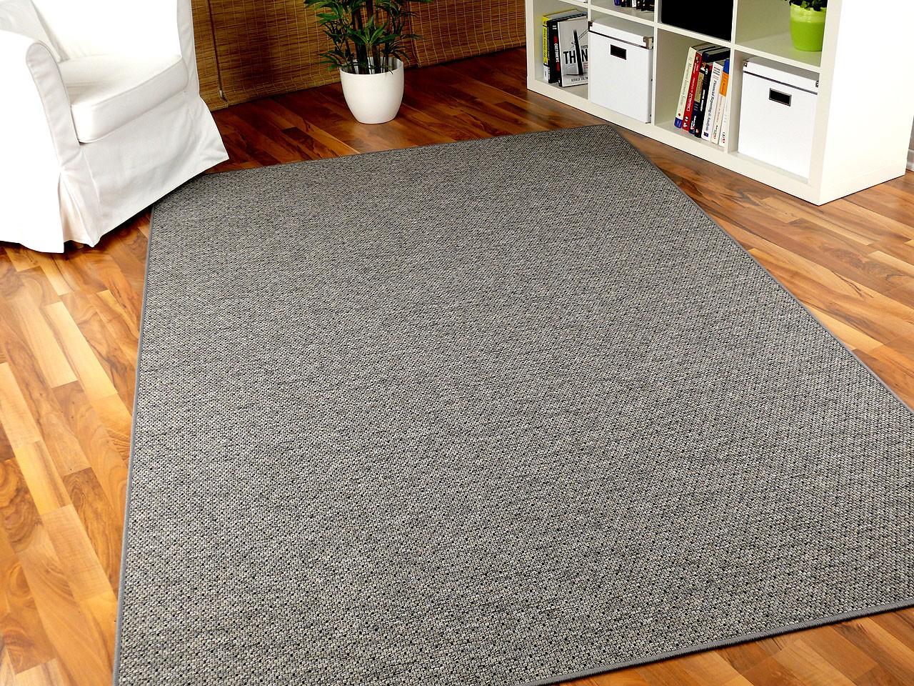 teppich bentzon flachgewebe grau blau schwarz trend. Black Bedroom Furniture Sets. Home Design Ideas