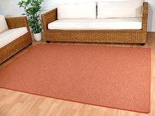 Teppich Bentzon Spezial Flachgewebe Terrakotta  online kaufen