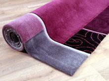 Lifestyle Classic Lila Purple Bordüre  online kaufen