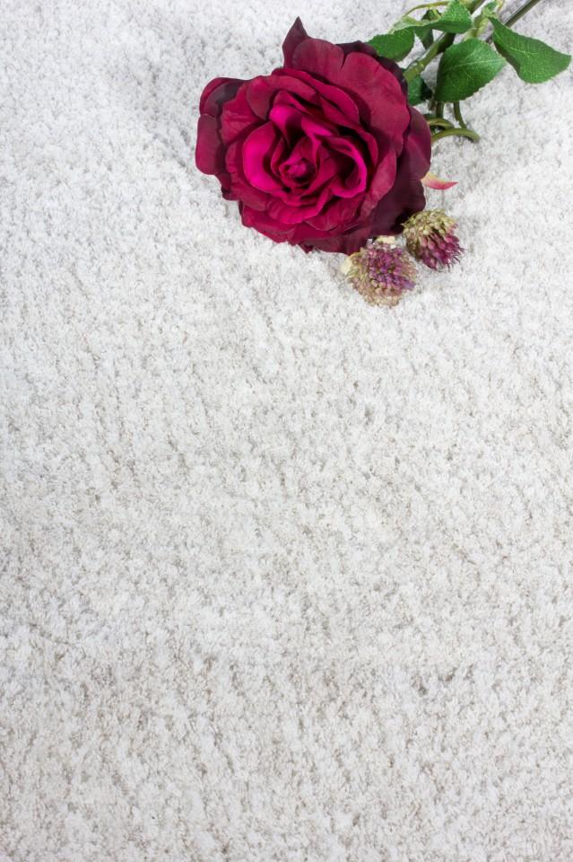 hochflor langflor shaggy barbara becker touch creme teppiche hochflor langflor teppiche wei. Black Bedroom Furniture Sets. Home Design Ideas