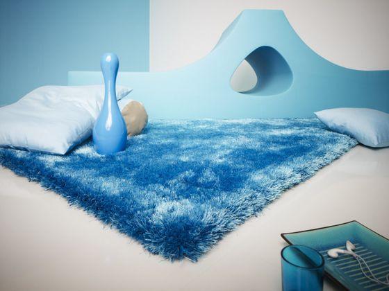 Designer Hochflor Shaggy Lars Contzen colourcourage Estero online kaufen