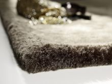 Hochflor Langflor Shaggy Barbara Becker Flair Grau Braun online kaufen
