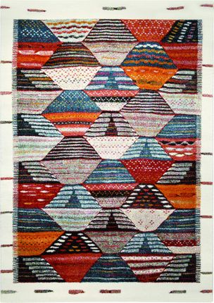 Wecon Home Teppich Colorful Marrakesh Modern Berber online kaufen
