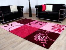 Lifestyle Classic Teppich Pink Blumen online kaufen