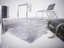 Designer Hochflor Shaggy Lars Contzen colourcourage Concrete online kaufen
