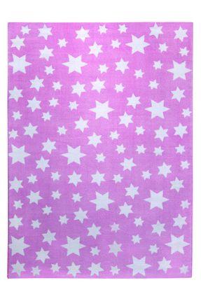 Wecon Home Teppich Cosmic Glamour Jeans Star Rosa online kaufen