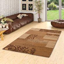 Teppich Trendline Patchwork Beige Braun in 4 Größen online kaufen
