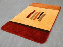Pacific Badteppich Tobago Terrakotta in 5 Größen - ABVERKAUF online kaufen