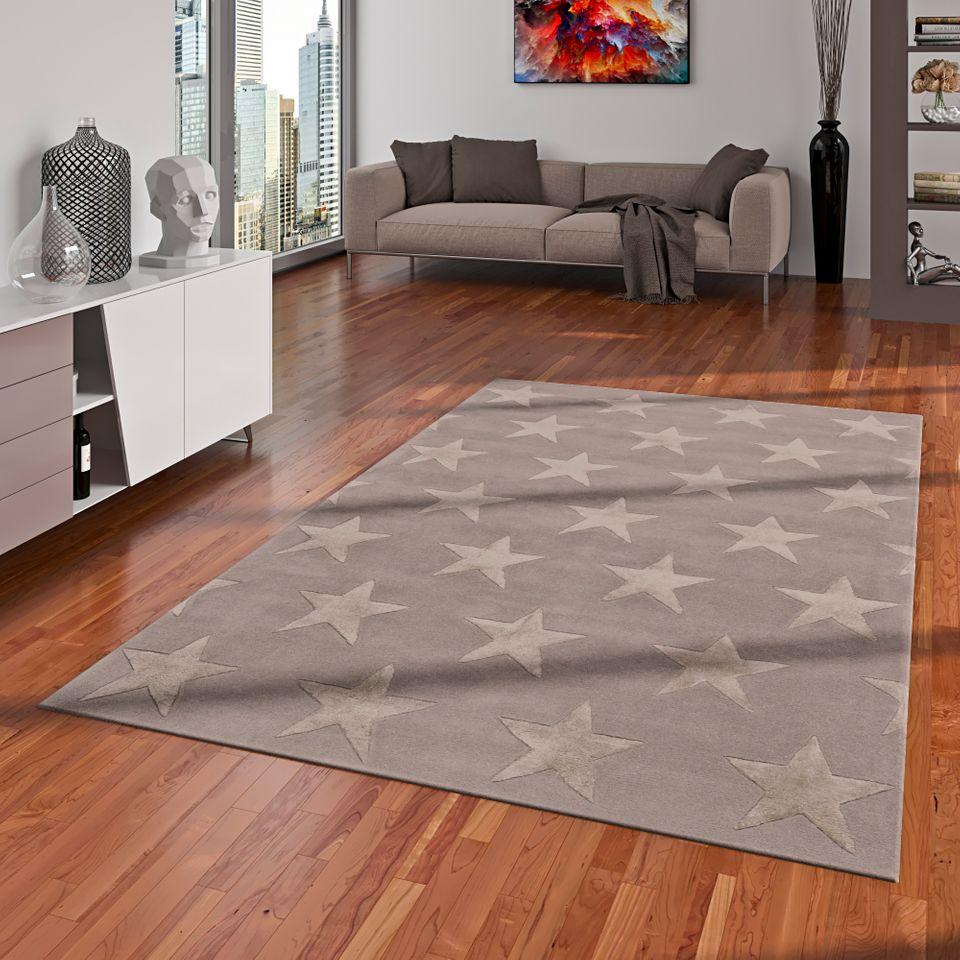 natur luxus designer teppich viva silk sterne grau teppiche nepal gabbeh und kelim teppiche. Black Bedroom Furniture Sets. Home Design Ideas