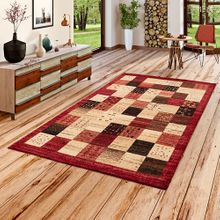 Designer Teppich Suite Patchwork Bunt online kaufen