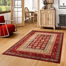 Designer Teppich Suite Orient Bordüre Rot online kaufen