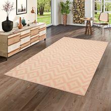 Teppich Modern Trendline Rauten Rosa online kaufen
